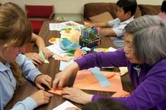ems, bricolage, personnes âgées, maison de retraite