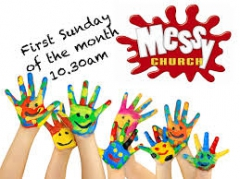 marty woods,messy church